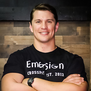 Emersion Crossfit Coach